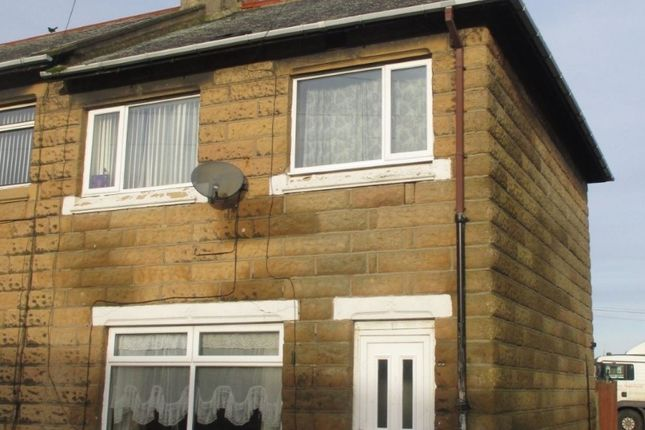 Thumbnail End terrace house for sale in King Georges Road, Newbiggin-By-The-Sea, Northumberland