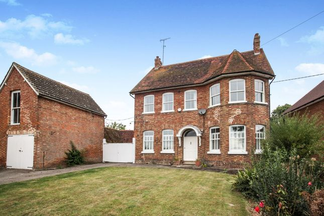 Thumbnail Detached house for sale in Horton Road, Leighton Buzzard