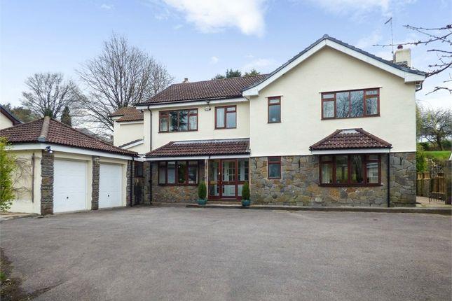Thumbnail Detached house for sale in Church Road, Bridgend, Mid Glamorgan