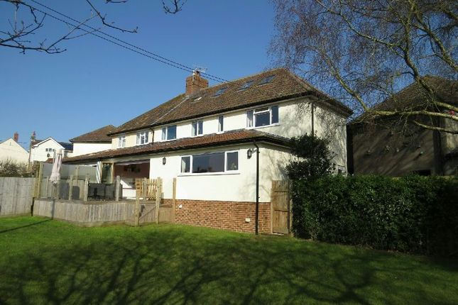 Thumbnail Semi-detached house for sale in Lynch Crescent, Winscombe