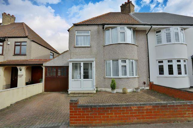 Thumbnail Semi-detached house for sale in Marlborough Road, Bexleyheath