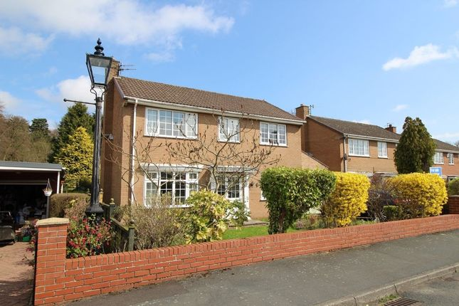 Thumbnail Detached house for sale in Hay Brow Crescent, Scalby, Scarborough