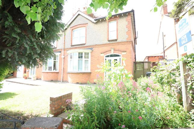 Thumbnail Semi-detached house for sale in Wellingborough Road, Rushden