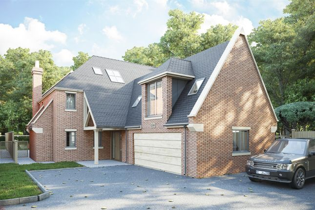 Thumbnail Detached house for sale in Hazelwood Road, Duffield, Belper, Derbyshire