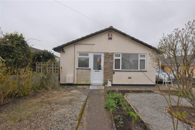 Thumbnail Detached bungalow for sale in Polgine Lane, Troon, Camborne