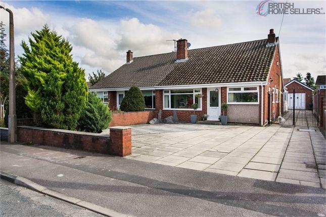 Thumbnail Semi-detached bungalow for sale in Ash Close, Ormskirk, Lancashire