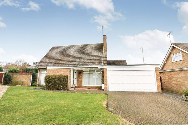 Thumbnail Bungalow for sale in Moores Close, Maulden, Bedford