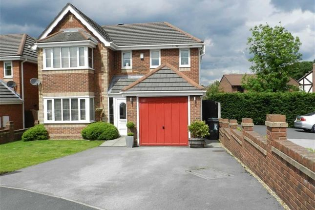 Thumbnail Detached house to rent in Chadbury Close, Lostock, Bolton