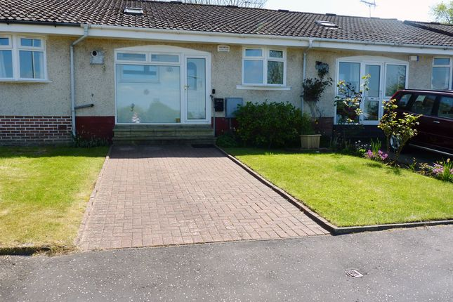 Thumbnail Terraced bungalow for sale in Tay Grove, Mossneuk, East Kilbride