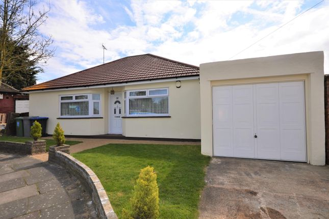 Thumbnail Bungalow for sale in Ledway Drive, Wembley, London HA99Tq