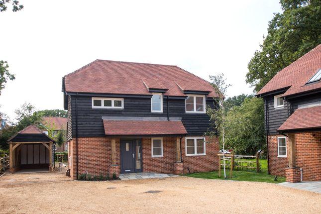Thumbnail Detached house for sale in Garden Cottage, Chineham, Basingstoke