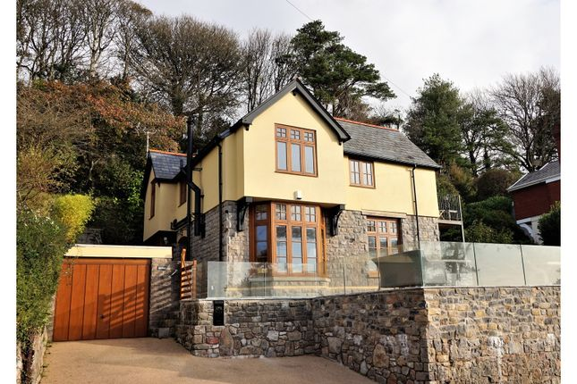 Thumbnail Detached house for sale in Caswell Bay Road, Caswell