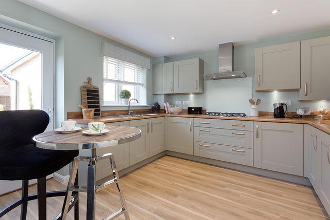 "5 bedroom detached house for sale in ""The Stratford"" at Hambleton Way, Winnersh, Wokingham"