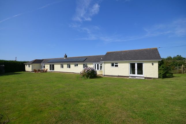 Thumbnail Detached bungalow for sale in Mount Hawke, Truro
