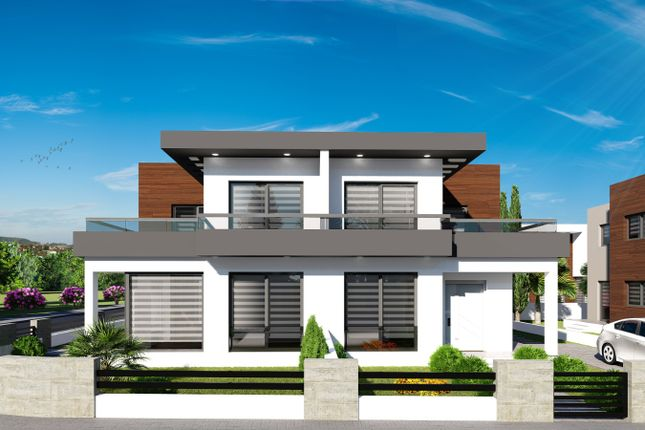 Thumbnail Villa for sale in Villa Project For Sale In Iskele Bahceler New Year Offer, Iskele, Cyprus