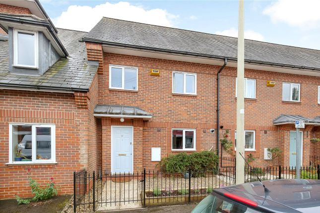 Thumbnail Terraced house to rent in Arlington Place, King Alfred Terrace, Winchester, Hampshire
