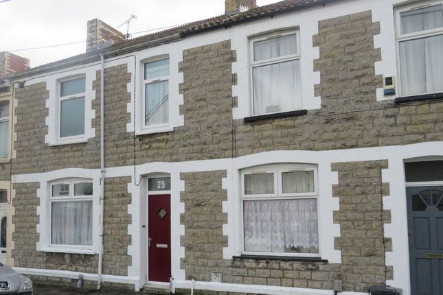 Thumbnail Property to rent in Treharne Road, Barry