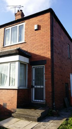 2 bed semi-detached house to rent in Marian Terrace, Woodhouse, Leeds