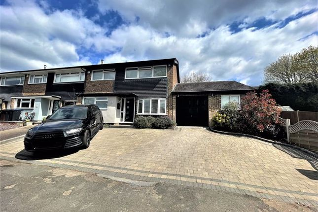 Thumbnail Terraced house for sale in Morningtons, Harlow
