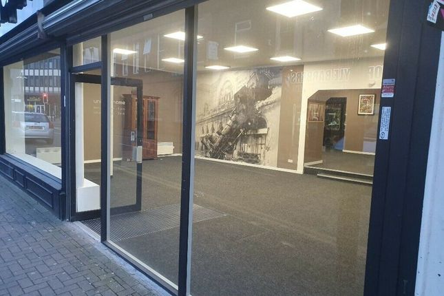 Thumbnail Retail premises to let in Off The B5215, Leigh