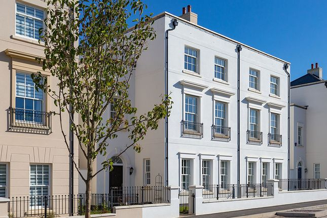 """Thumbnail Semi-detached house for sale in """"The Drake"""" at Haye Road, Sherford, Plymouth"""