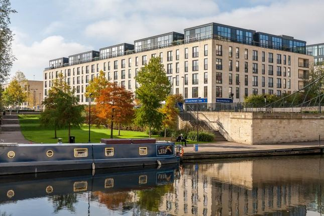 Thumbnail Flat for sale in Palladian, Victoria Bridge Road, Bath