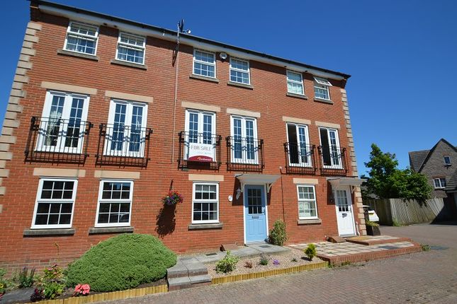 Thumbnail Town house for sale in Grosmont Way, Celtic Horizons, Newport