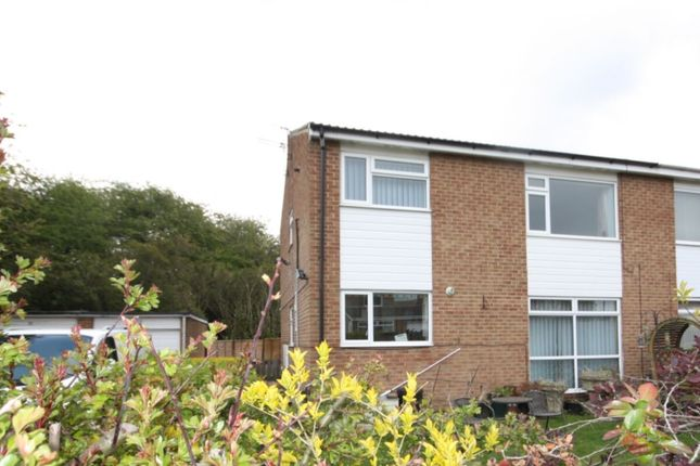 2 bed flat to rent in Fryup Crescent, Guisborough TS14