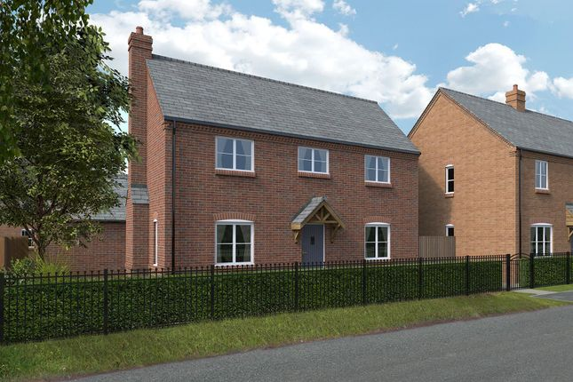 Thumbnail Property for sale in Orchard House, Kirby Lane, Eye Kettleby, Melton Mowbray