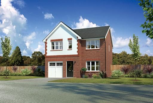 Thumbnail Property to rent in Bolton Road, Adlington, Chorley