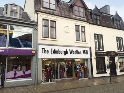 Thumbnail Retail premises to let in High Street, Fort William
