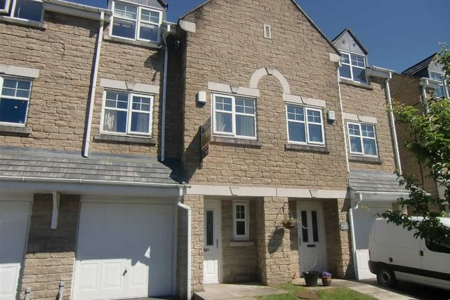 Thumbnail Town house to rent in Musbury Mews, Helmshore, Lancashire