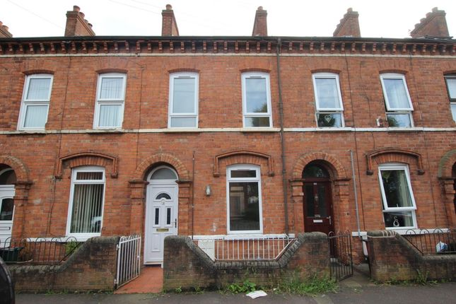 Thumbnail Terraced house to rent in Parkmount Street, Belfast