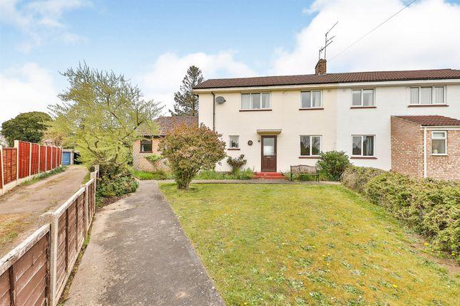4 bed semi-detached house for sale in Caslon Close, Fakenham NR21