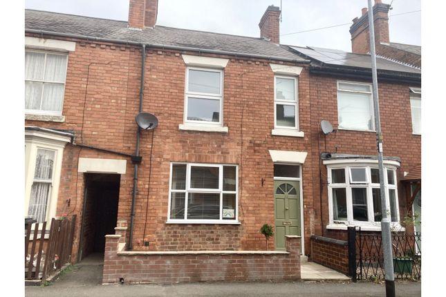 Thumbnail Terraced house for sale in Granville Street, Market Harborough