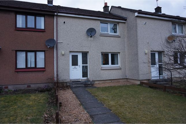 Thumbnail Terraced house to rent in Ochil View, Kinross