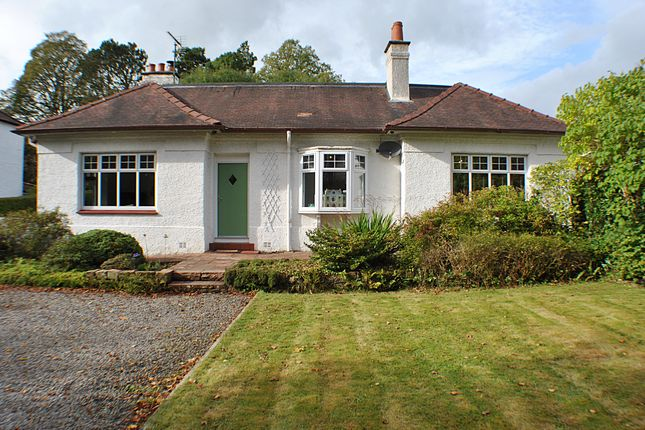 Thumbnail Bungalow for sale in Edinburgh Road, Dumfries