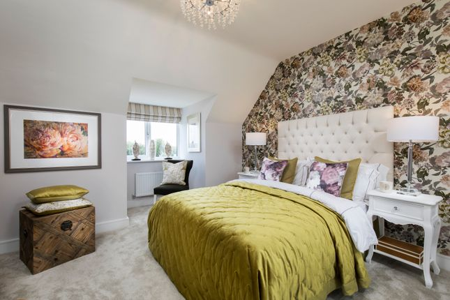Thumbnail Semi-detached house for sale in Off Stanley Matthews Way, Stoke-On-Trent