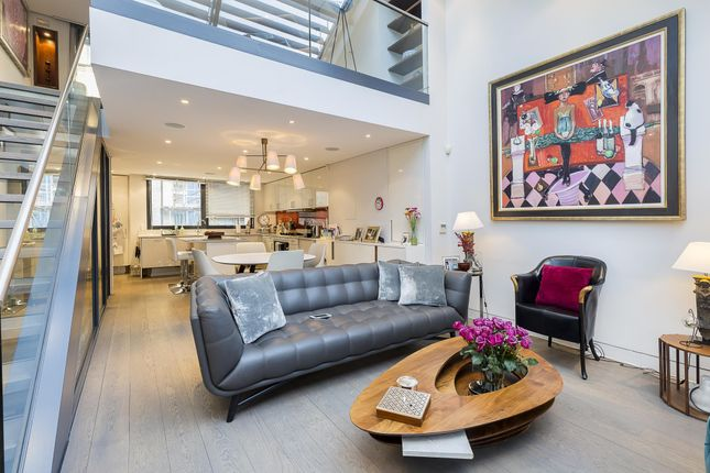 Thumbnail End terrace house for sale in Chagford Street, Marylebone, London