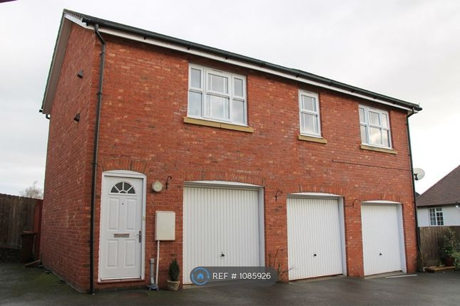 2 bed detached house to rent in Crediton, Crediton EX17