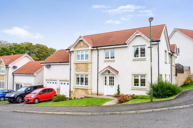 Thumbnail Detached house for sale in 3 Hawk Crescent, Dalkeith