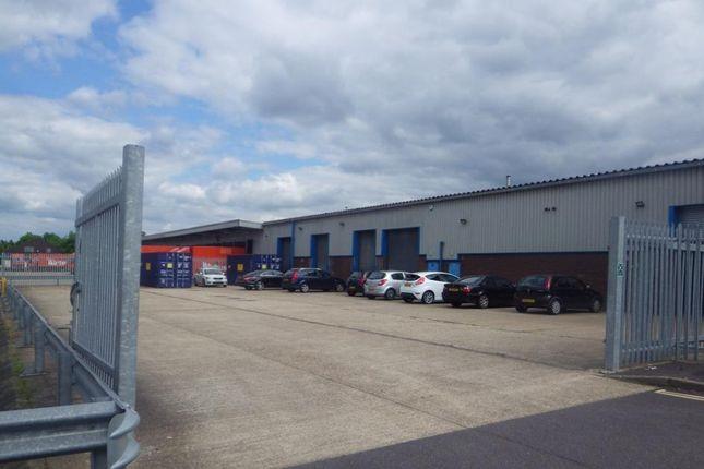 Thumbnail Industrial to let in Morse Road, West Ham Industrial Estate, Basingstoke