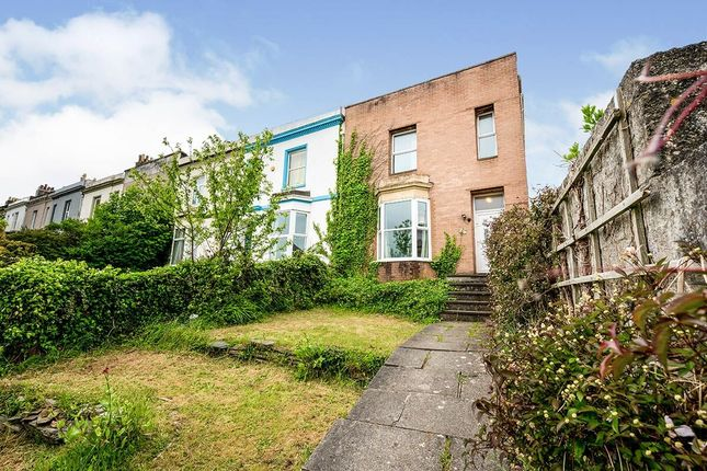Thumbnail Terraced house to rent in Cheltenham Place, Plymouth