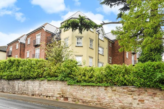 Thumbnail Flat to rent in Folly Lane, Hereford