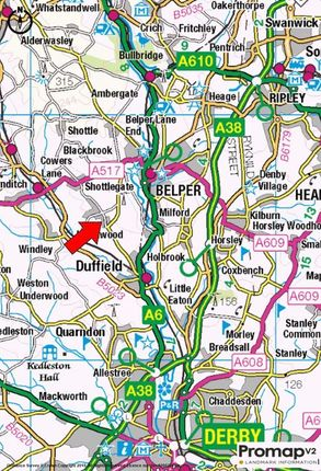Photo 14 of Hazelwood Hill, Hazelwood, Belper DE56