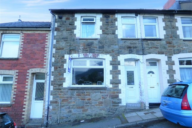 Thumbnail Terraced house for sale in Preston Street, Abertillery, Blaenau Gwent
