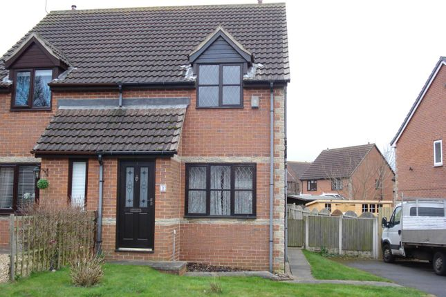 Thumbnail Property for sale in St. Leger Way, Dinnington, Sheffield