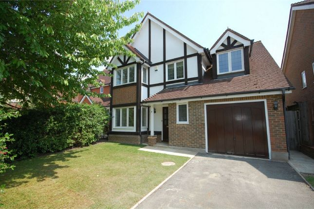 Thumbnail Detached house to rent in Greenfield Drive, Bromley, Kent