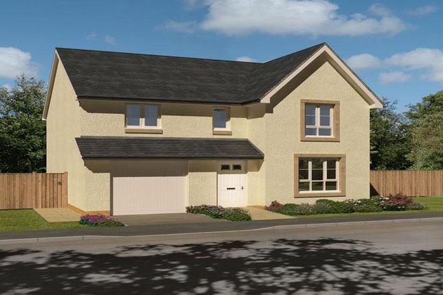 "Thumbnail Detached house for sale in ""Inveraray"" at Drumpellier Avenue, Coatbridge"