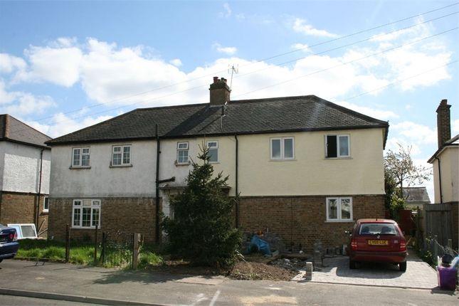 Thumbnail Semi-detached house for sale in Marlborough Road, Hillingdon, Uxbridge